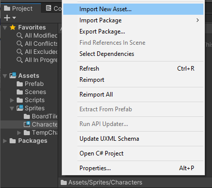 unity import a 2d psd or psb file